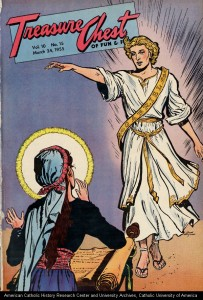 Treasure Chest of Fun and Fact, Vol. 10, No. 14, March 24, 1955.