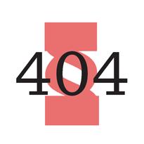 404 File Not Found logo