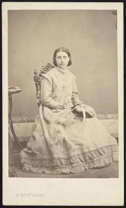 Margot, ca. 1880. (Courtesy: Library of Congress)