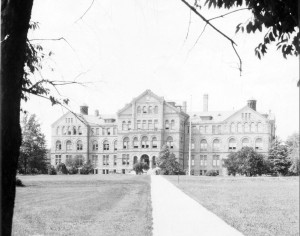 McMahon Hall, undated photo