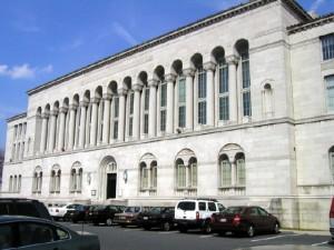 Mullen Library, 11 am