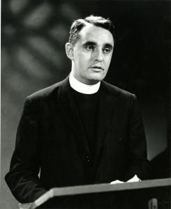 Rev. McManus, 1960s, McManus Papers, ACUA