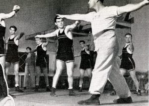 Boxing Team Drills