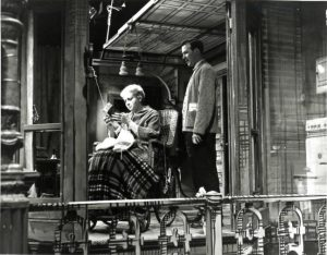 A scene from The Cage
