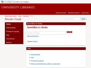 E-Books Guide