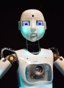 Image of humanoid robot